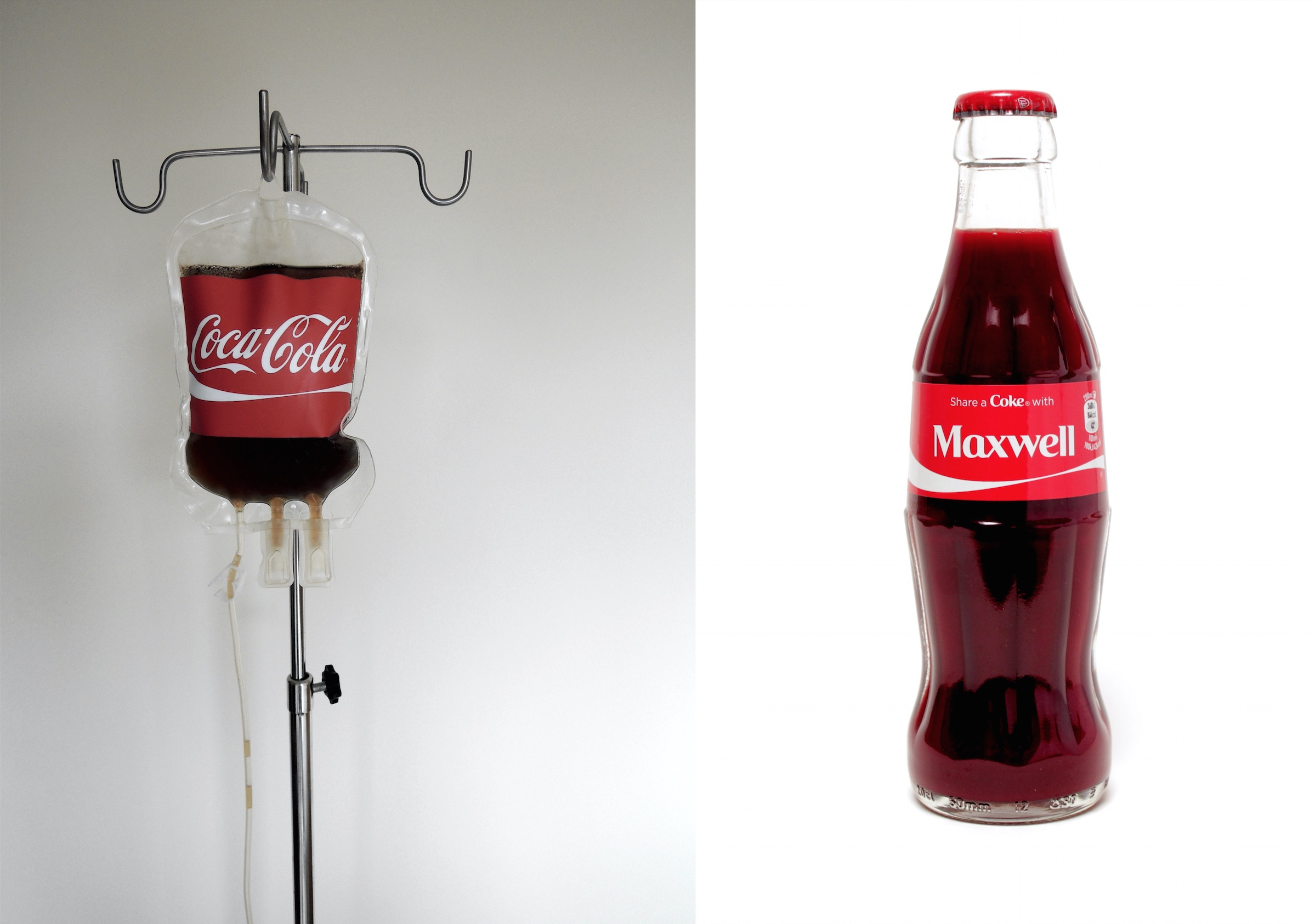 IV & Share A Coke